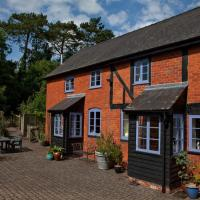 Comfortable Holiday home in Hereford with Outdoor Seating