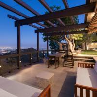 1050 - Hollywood Panoramic View Villa