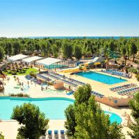 Carazur camping Valras Plage