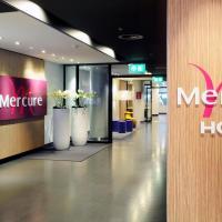 Mercure Hotel Schiphol Terminal, hotell sihtkohas Schiphol lennujaama Schipholi lennujaam - AMS lähedal