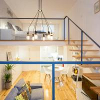 Luxury Loft in Bica -JJ Apartment's