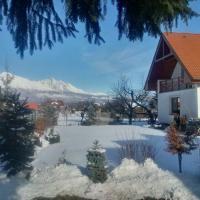 AAprivat Tatry, hotel near Poprad-Tatry Airport - TAT, Jezersko