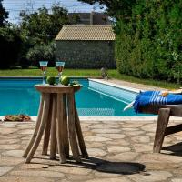Il Portico Verde private Villa with pool in Corfu
