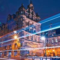 The Scotsman Hotel, hotel em Edimburgo