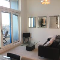 Penthouse Apartment with Free Allocated Parking