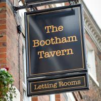 Bootham Tavern, hôtel à York