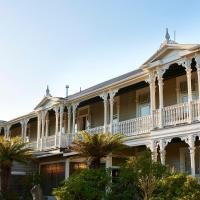 Prince's Gate Hotel, hotel in Rotorua