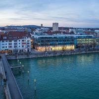 aika seaside living hotel, hotel in Friedrichshafen