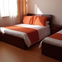 Hotel Pasajero Suites, Corferias