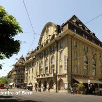 Hotel National Bern, hotel in Bern