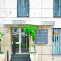 Business Wieland Hotel, hotel in Düsseldorf