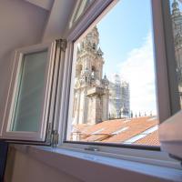 Hotel Praza Quintana: Santiago de Compostela şehrinde bir otel