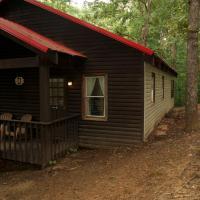 Carolina Landing Camping Resort Deluxe Cabin 4