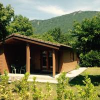 Annecy Lakeside Cabin