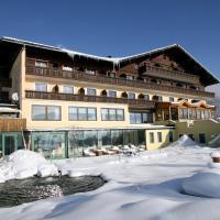 Hotel Berghof, hotel v Ramsau am Dachstein