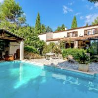 Modern Holiday Home in Le Luc with Private Pool