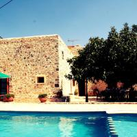 Stunning Villa in Impros, Greece with Swimming Pool
