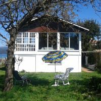 Cozy Holiday Home in Porto do Son near Beach