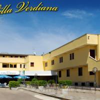 Villa Verdiana, hotel in Nettuno