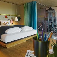 25hours Hotel Langstrasse, hotel a Zurigo