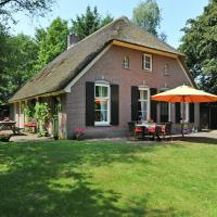 Beautiful Farmhouse with Garden by the Forest in Emst