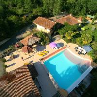 Luxury Villa in Tourdun with private pool