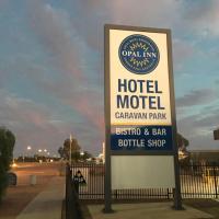 Opal Inn Hotel, Motel, Caravan Park