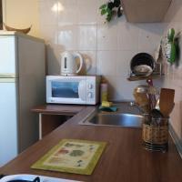 Apartment on Yevhena Sverstiuka 8