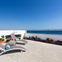 Breathtaking view on Huge Terrace