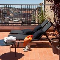 DestinationBCN Urgell Apartment