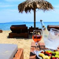 Relaxing Mykonos