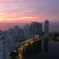 Penthouse 360⁰ Beach and Lake View