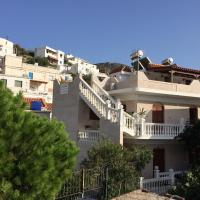 Manolis Maria Flitzani Studios, hotel in Fournoi