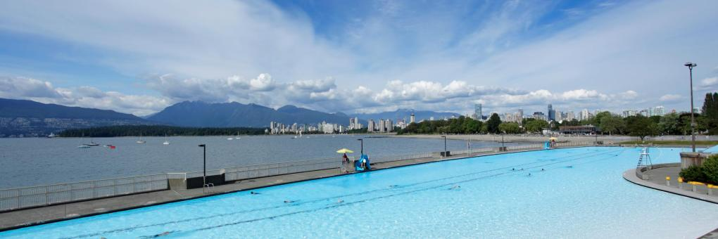 The 10 best hotels close to Kitsilano Pool in Vancouver, Canada
