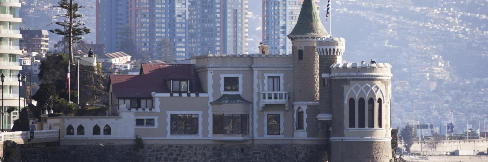 The 10 best hotels near Wulff Castle in Viña del Mar, Chile