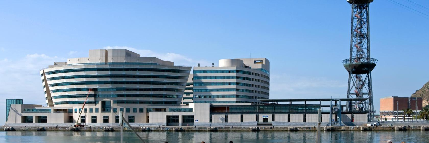 Los 10 mejores hoteles cerca de World Trade Center Barcelona ...