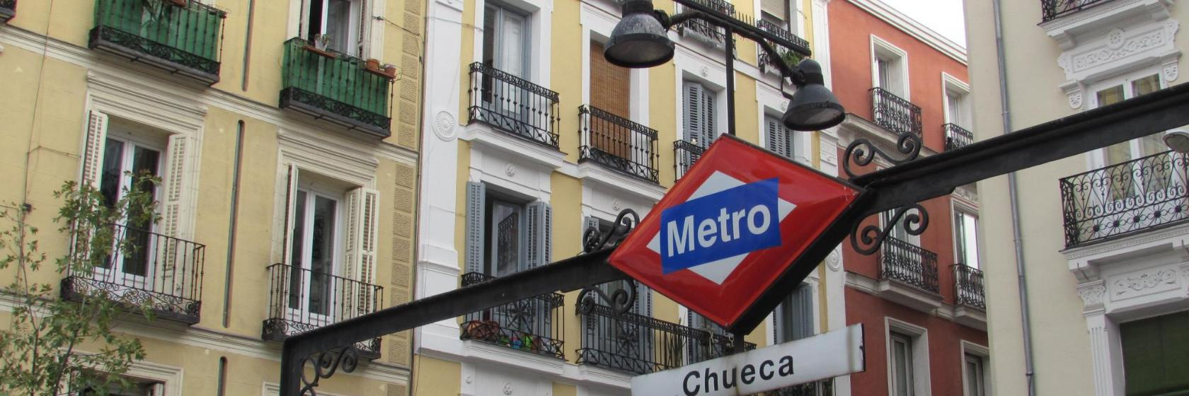 The 10 best hotels near Chueca Metro Station in Madrid, Spain
