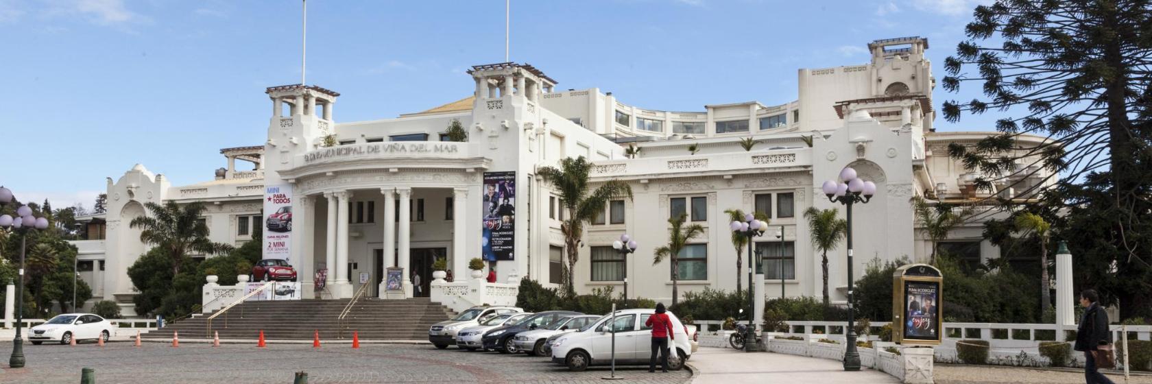 Los 10 mejores hoteles cerca de Parque Casino Enjoy Viña del ...