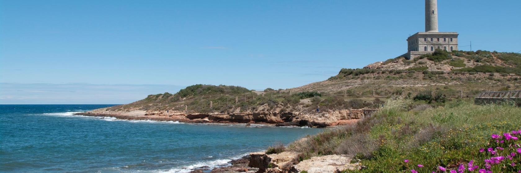 Los 10 mejores hoteles cerca de: Faro de Cabo de Palos, La ...
