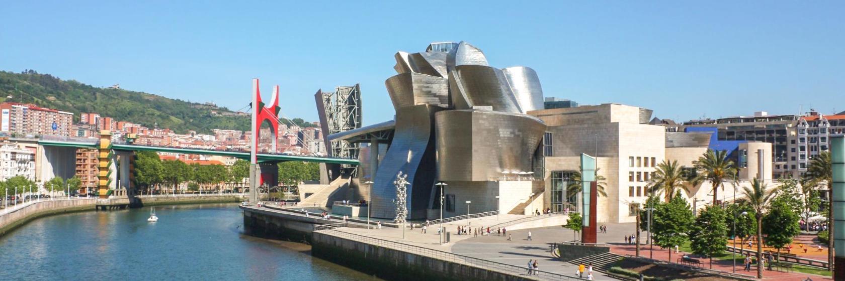 Los 10 mejores hoteles cerca de Museo Guggenheim de Bilbao ...