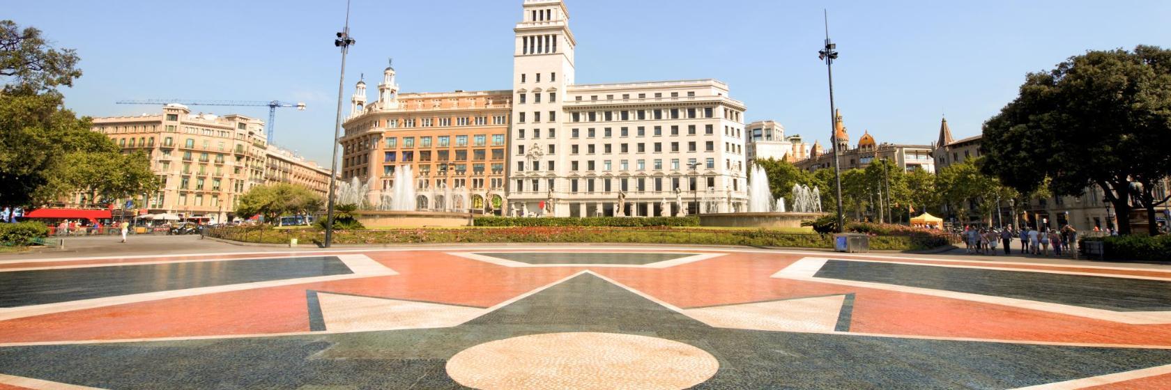 Los 10 mejores hoteles cerca de: Plaza Cataluña, Barcelona ...