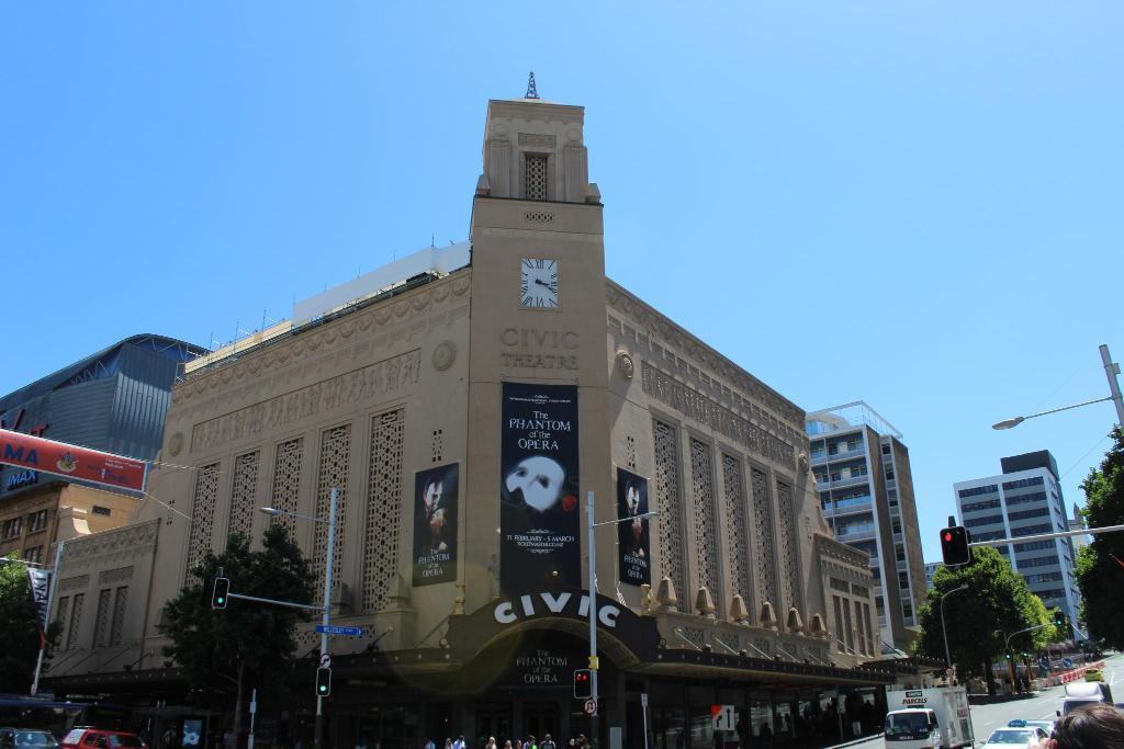 YHA Auckland International