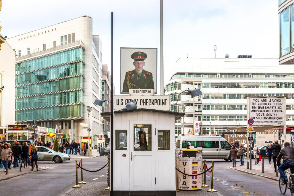 NH Collection Berlin Mitte am Checkpoint Charlie
