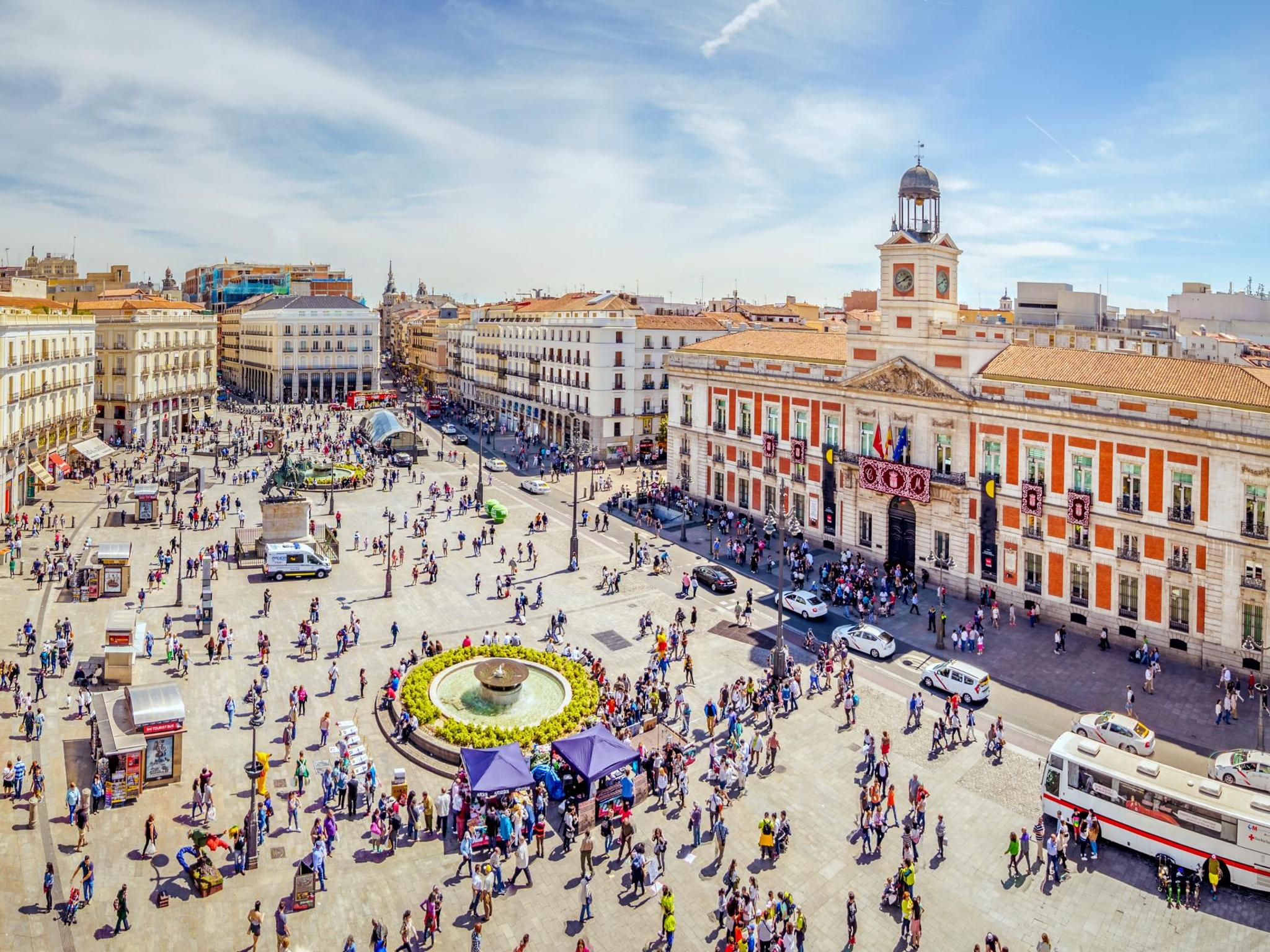 Where to stay near Madrid's Puerta del Sol | Booking.com