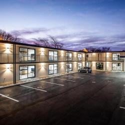 Motels  1743 motels als Estats Units