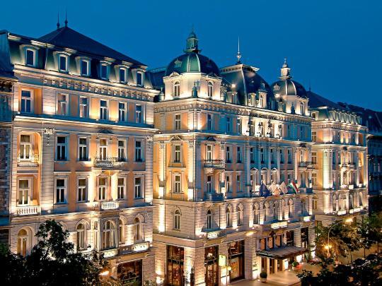 I 7 hotel più maestosi d'Europa