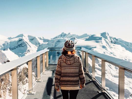 5 vacanze romantiche all'insegna della neve