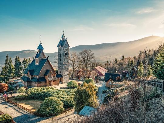 Inspiracje podróżnicze: Karpacz, Polska