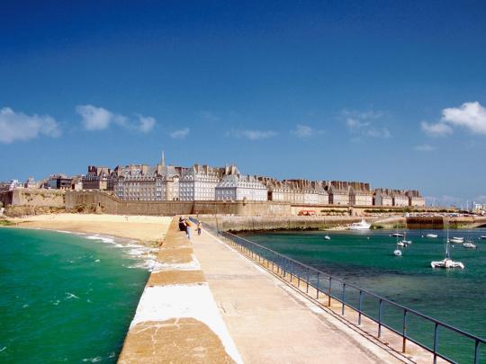 Idée de voyage : Saint-Malo, en France