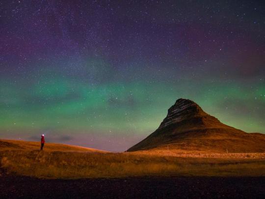 10 najlepszych miejsc, by oglądać zorzę polarną